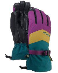Burton Prospect Gloves blanco - Morado