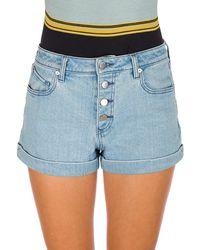 Volcom Vol Stone Shorts azul