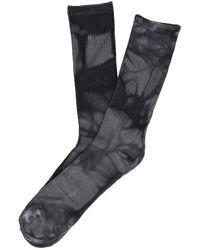 Zine Pair socks - Schwarz