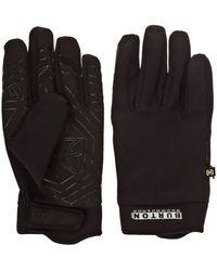 Burton Spectre gloves negro