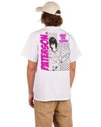 Paterson MFP T-Shirt blanco
