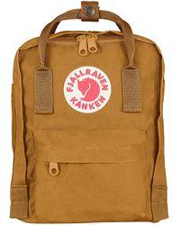 Fjallraven Kanken Mini Backpack - Mehrfarbig