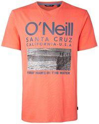 O'neill Sportswear Surf T-Shirt - Mehrfarbig