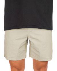 """Quiksilver Taxer 17"""" shorts verde - Neutro"""