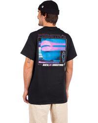 Primitive Connections t-shirt negro
