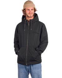 Quiksilver Waiting Period Jacket negro
