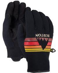 Burton Handschuh Formula Gloves - Schwarz