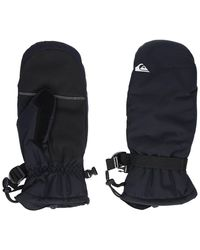 Quiksilver Mission Mittens negro