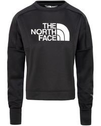 The North Face Train N Logo Sweater negro