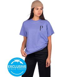 Primitive Lookout T-Shirt - Lila