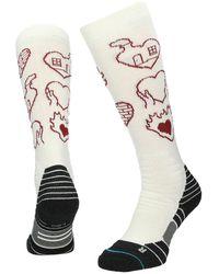 Stance - Poma Snow Tech Socks - Lyst