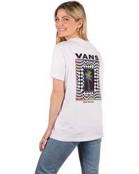Vans Heat Seeker T-Shirt blanco