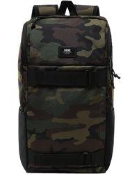 Vans Obstacle Skate Backpack camuflaje - Negro