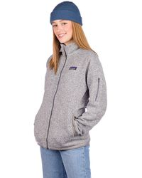 Patagonia Better Sweater gris