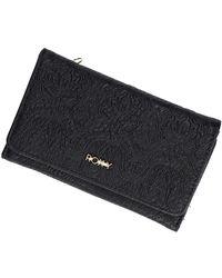 Roxy Crazy Diamond Wallet negro