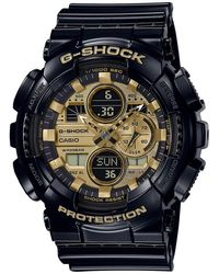 G-Shock GA-140GB-1A1ER negro - Metálico