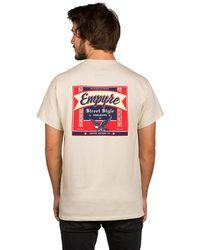 Empyre Street Style T-Shirt marrón - Multicolor