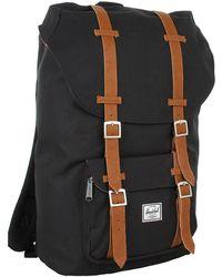 Herschel Supply Co. Little America Backpack negro