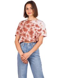 Zine Syd T-Shirt marrón - Multicolor