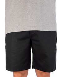 Hurley Icon Stretch Chino 19'' Shorts negro