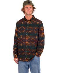 Iriedaily Santania Shirt - Mehrfarbig