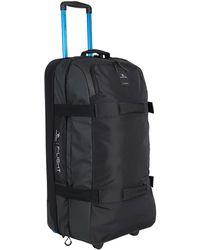 Rip Curl F-light global 2 100l travel bag negro - Azul