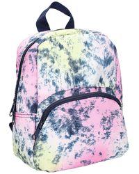 Empyre Axelle Mini Backpack tie dye - Blau