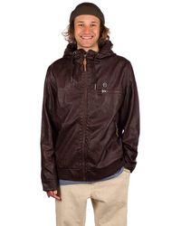 Kazane Watkin jacket marrón