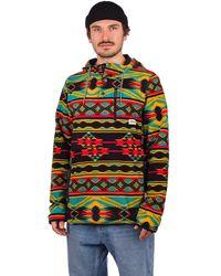 Dravus MCKinn Hoodie estampado - Multicolor