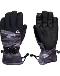 Quiksilver Mission Gloves - Schwarz