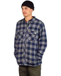 Dravus Sherpa Shirt azul