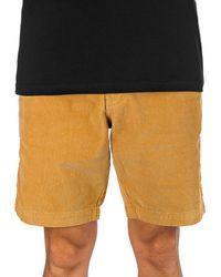 RVCA All Time Slate Shorts amarillo - Multicolor