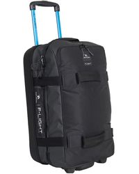Rip Curl F-light transit 2 50l travel bag negro - Azul