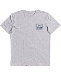 Quiksilver Highway Vagabond T-Shirt gris