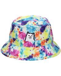 RIPNDIP Lord Nermal Bucket Hat estampado - Multicolor