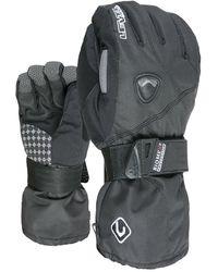 Level Butterfly Gloves negro