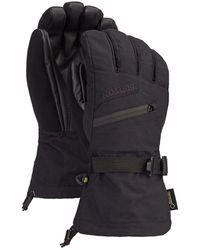 Burton Gore-Tex Gloves negro