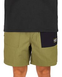 Quiksilver Run ashore shorts verde