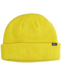 Vans Core Basics Beanie amarillo
