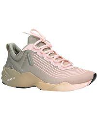 Arkk Avory Mesh Sneakers - Pink