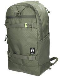 Nixon Ransack Backpack camuflaje - Verde