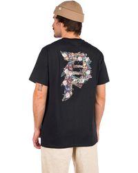 Primitive Dirty p tribute t-shirt negro