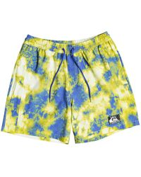 Quiksilver Out There Volley 17Nb Boardshorts - Blau