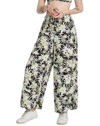 Volcom Thats My Type Pants estampado - Multicolor