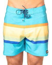 Rip Curl Mirage Retro Sorbet 16'' Boardshorts azul