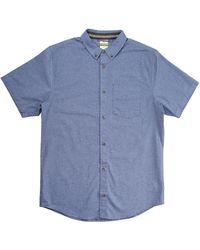 Dravus Alvin Shirt azul