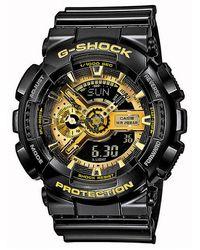 G-Shock GA-110GB-1AER negro - Metálico