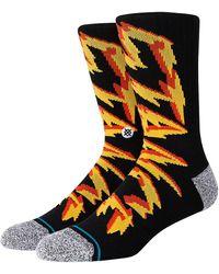 Stance Electrified socks negro