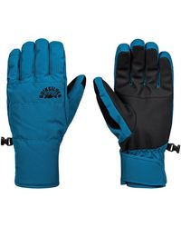 Quiksilver Cross Gloves - Blau