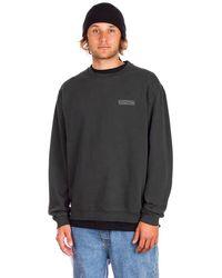 Volcom Backwall Crew Fleece Sweater negro